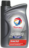Моторное масло Total Quartz INEO ECS 5W-30, 1л.