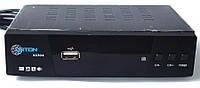Спутниковый ресивер ORTON AX304 с функцией IPTV и медиаплеера Full HD.