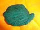 """Вайнер силиконовый """"Лист клубники"""" 5,3 см 5 см, фото 2"""