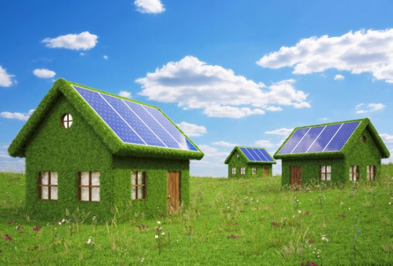 Сетевые солнечные электростанции под зеленый тариф