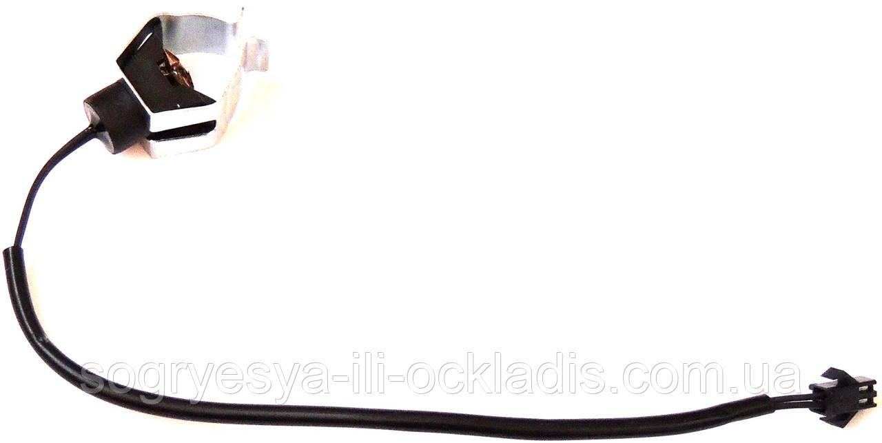 """Датчик температуры (NTC) ГВС накладной (14 мм) Grandini W3, B3, С3, с подключением типа """"папа"""", код сайта 0259"""