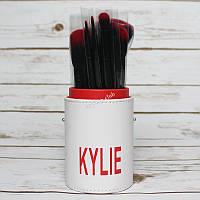 Набор кистей для макияжа Kylie Jenner 12 шт.