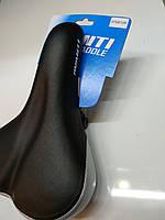 Вело Седло спортивное AVANTI (черн+серый) MTB