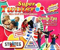Настольная игра Супер Твистер 2 в 1