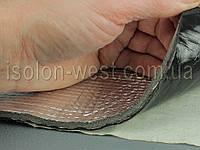Вибро-шумка 2в1  ФИ8-Ф3.0 (700х500 мм) - вибро и шумоизоляция в одном листе.
