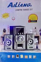 Акустическая система AILIANG USBFM-1006 DC DT
