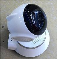 WI-FI IP-камера DL- V3 new (1.0MP - 1280*720P,  инфракрасное ночное видение, с вращением)