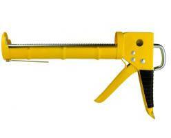 Пистолет для герметиков с трещеткой 225мм (полузакрытый) sigma (2723081), фото 2