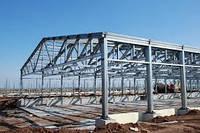 Строительство свинарников по проекту ЛСТК Днепр (Днепропетровск)