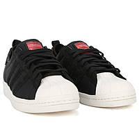"Кроссовки Adidas Superstar 80s Run DMC Sneakers New, Black ""Christmas in Hollis"""