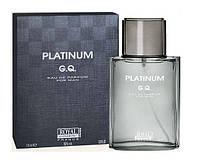 Парфюмированная вода  Platinum G.Q. (for Men) edt 100 ml