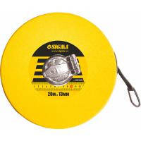 Рулетка стекловолокно 20м*13мм Sigma (3831201)