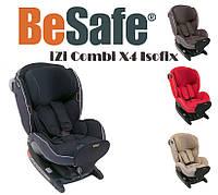 Автокресло BeSafe iZi Combi X4 Isofix , 2017