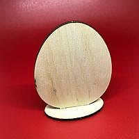 Деревянная заготовка под декупаж. Пасхальное яйцо.