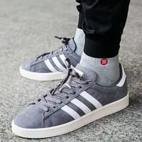 """Оригинальные мужские кроссовки adidas Campus """"Grey"""""""