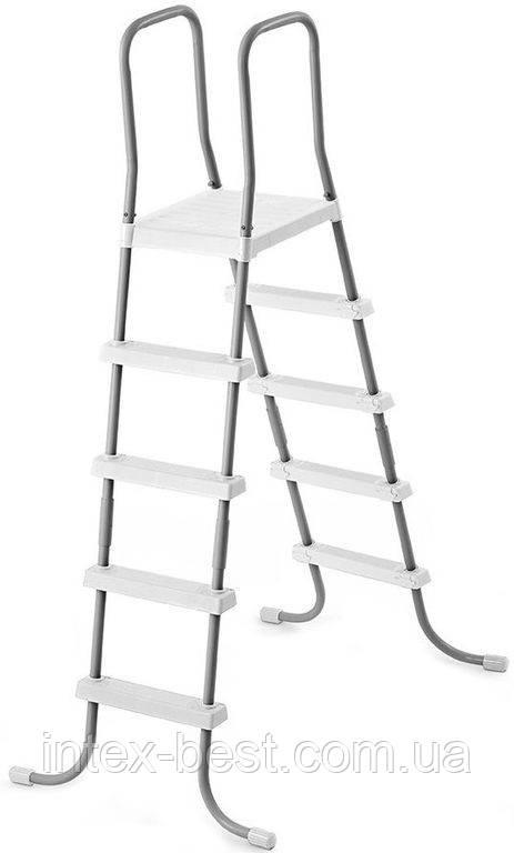 Лестница для бассейна Intex 28059/28067 (132 см.)