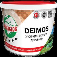 Грунтующая пропитка для дерева DEIMOS 4-х функциональная (5кг)