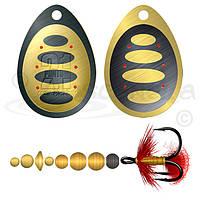 Вращающаяся блесна Pontoon 21 Ball Concept Spinner #2.5 B04-001