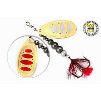 Вращающаяся блесна Pontoon 21 Ball Concept Spinner #2.5 BT01-054