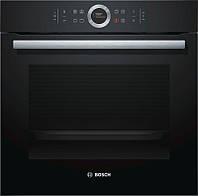 Духовой шкаф Bosch HBG 634BB1 Черный