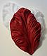 """Вайнер силиконовый """"Лепесток Тюльпан Рококо"""" 7,5 см 4,5 см, фото 2"""