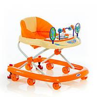 Ходунки детские купить оптом Mioo XA130 оранжевые опт и розница 7 км прямой поставщик Одесса