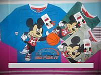 Реглан на мальчиков Disney 98/104-128 р