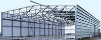 Строительство ангаров по проекту Днепр (Днепропетровск) ЛСТК