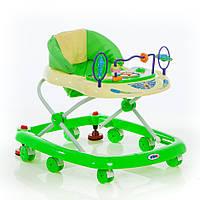 Ходунки детские купить оптом Mioo XA130 зелёные опт и розница 7 км прямой поставщик Одесса