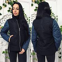 Куртка женская весна-осень РО2087