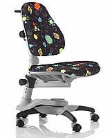 Детское кресло Y-618 Comf-Pro, Черное Жучки, Тайвань