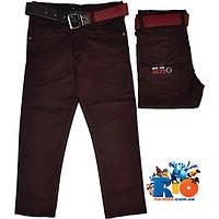 """Детские стильные брюки """"Tati Cotton Wear"""" , коттоновые , для мальчиков от 1-4 лет"""