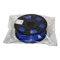 Филамент пластик 3D-принтера ABS 1кг 1.75мм синий