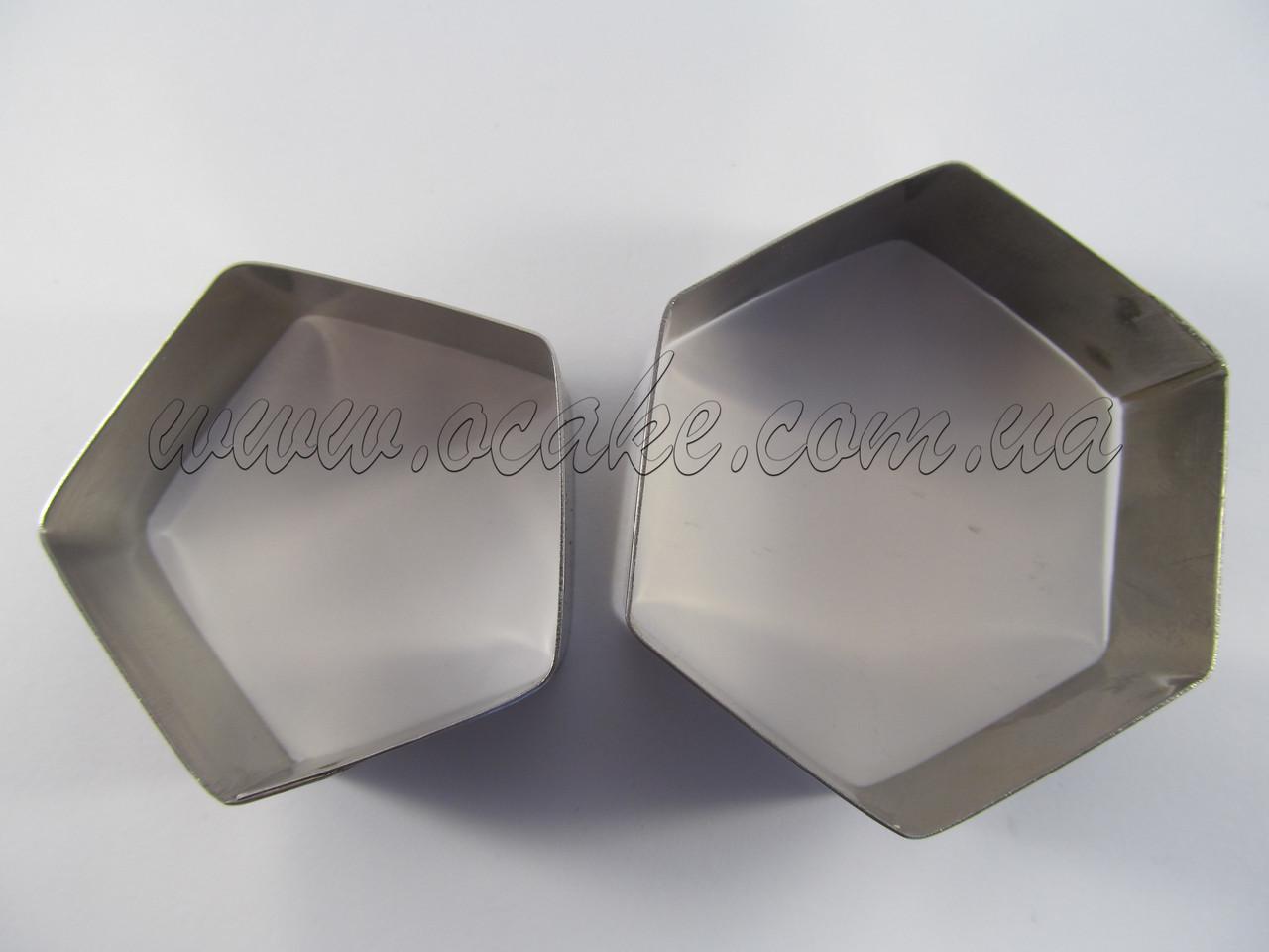 Каттер шестикутник і п'ятикутник для футбольного м'яча