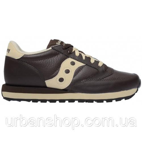 Кроссовки SAUCONY JAZZ ORIGINAL 70175-2 коричневые кожа