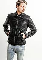 Байкер-куртка мужская Glo-Story, Бесплатная доставка