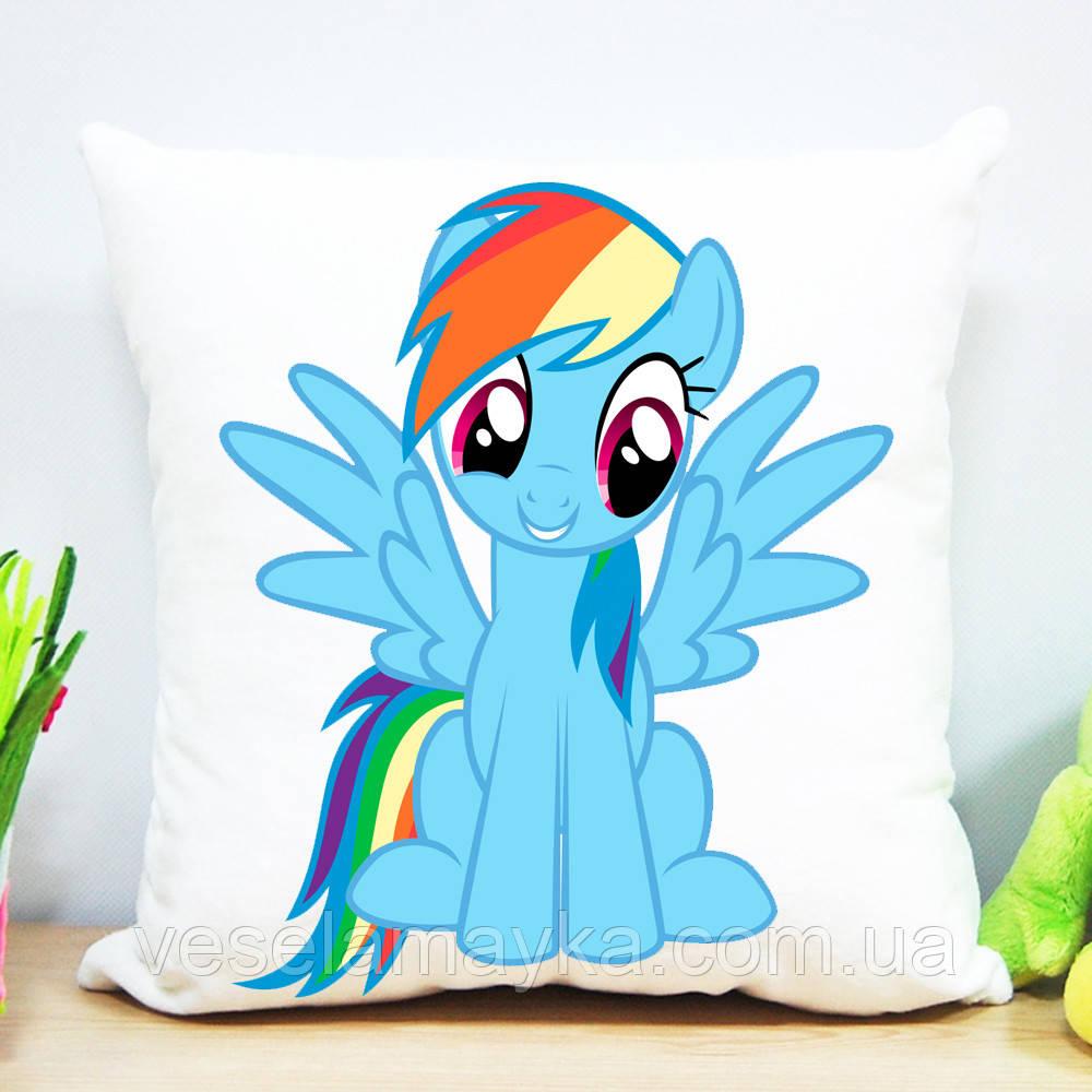 Подушка Rainbow Dash (Райнбоу Даш)