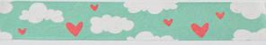 """Лента бумажная """"Santi"""" самоклеющаяся 1,5см*5м """"Небесные тайны"""" 740576, фото 2"""