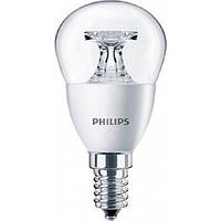 Лампочка Philips LEDcandle ND E14 5.5-40W 230V 2700K P45 CL