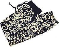 Лосины с карманами брючные на завязках модель №2 размер 3XL