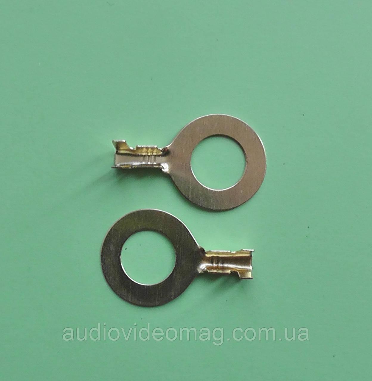 Клемма кольцевая под контакт 10 мм, упаковка 50 шт.