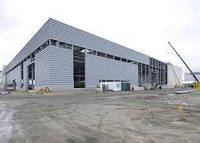 Строительство производственного помещения ЛСТК под ключ Днепр (Днепропетровск)