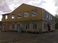 Строительство надстроек для зданий ЛСТК