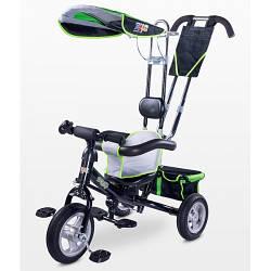 Велосипед 3-х кол. Caretero Derby (green)