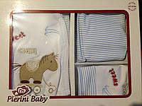 Набор на выписку для новорожденных из роддома
