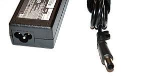 Блок живлення для ноутбука HP 18.5 V 3.5 A 65W (7.4*5.0) + Мережевий кабель, фото 2