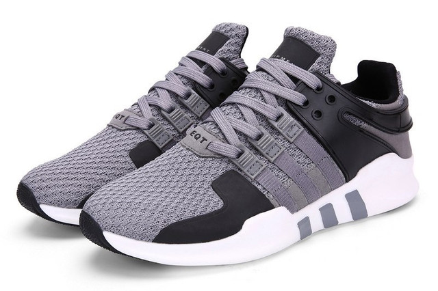 """купить Кроссовки Adidas EQT Equipment """"Grey/White/Black"""""""