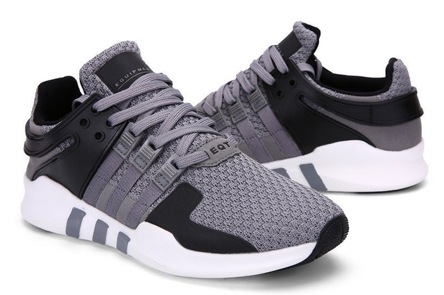 "Кроссовки Adidas EQT Equipment ""Grey/White/Black"""