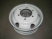 Диск колесный 17,5х6,0L ET125 DIA161 ЭТАЛОН (пр-во КрКЗ), 509.3101012-11.04