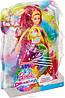 BARBIE® Радужная принцесса с волшебными волосами (Райдужна принцеса з чарівним волоссям), фото 2